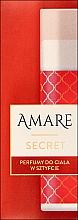 Parfums et Produits cosmétiques Brume stick à l'huile d'amande douce pour corps - Pharma CF Amare Secret