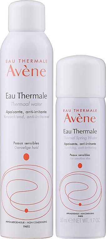 Avene Eau Thermale Water - Set (eau thermale/50ml + eau thermale/300ml) — Photo N1