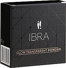Parfums et Produits cosmétiques Poudre éclaircissante transparente - Ibra Glow Transparent Powder (3)