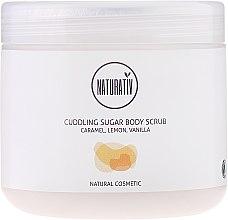 Parfums et Produits cosmétiques Gommage au sucre à l'huile d'avocat pour le corps - Naturativ Cuddling Body Sugar Scrub