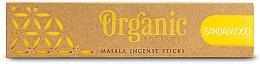 Parfums et Produits cosmétiques Bâtons d'encens, Bois de Santal - Song Of India Organic Goodness Sandalwood