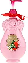 """Parfums et Produits cosmétiques Lotion corporelle """"Fraise"""" - Cassardi Strawberry Body Balm"""
