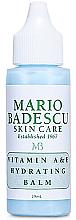 Parfums et Produits cosmétiques Baume après-rasage aux vitamines A et E - Mario Badescu Vitamin A & E Hydrating Balm