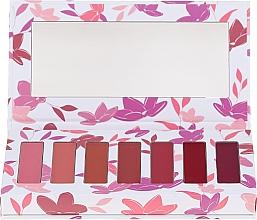 Palette rouges à lèvres avec pinceau - Equilibra Love's Nature Lip Palette Kit — Photo N3