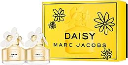 Parfums et Produits cosmétiques Marc Jacobs Daisy - Coffret (eau de toilette/2x50ml)