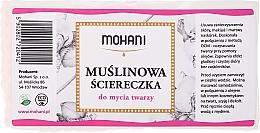 Parfums et Produits cosmétiques Lingette en mousseline - Mohani