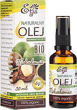 Parfums et Produits cosmétiques Huile végétale de macadamia bio - Etja Macadamia Bio