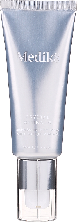Crème-sérum de nuit au rétinal 0,06% - Medik8 Retinal Crystal