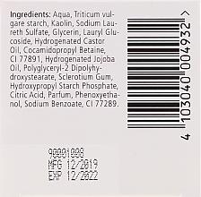 Gommage à l'huile de jojoba et glycérine pour visage - Sebamed Clear Face Gentle Scrub — Photo N3