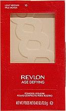 Parfums et Produits cosmétiques Poudre compacte pressée pour peaux matures - Revlon Age Defying with DNA Advantage Powder