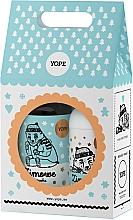 Parfums et Produits cosmétiques Yope Biscuits d'hiver - Set(baume corps/300ml + savon/500ml)