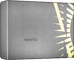 Parfums et Produits cosmétiques Azzaro Wanted Set - Coffret (eau de toilette/100ml + shampooing/100ml)