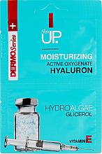 Parfums et Produits cosmétiques Masque à l'acide hyaluronique et vitamine E pour visage - Verona Laboratories DermoSerier Skin Up Face Mask