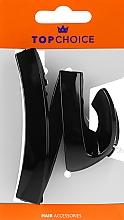 Parfums et Produits cosmétiques Pince à cheveux, noir, 25525 - Top Choice