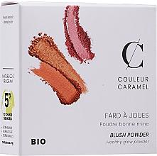 Parfums et Produits cosmétiques Blush compact - Couleur Caramel Blush Powder