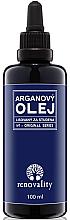 Parfums et Produits cosmétiques Huile d'argan pour les cheveux - Renovality Original Series Argan Oil