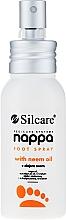 Parfums et Produits cosmétiques Spray rafraîchissant à l'huile de neem pour les pieds - Silcare Nappa Foot Liquid with Neem Oil