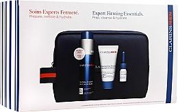 Parfums et Produits cosmétiques Coffret cadeau - Clarins Anti-Aging Set (balm/50ml + shm/30ml + sh/oil/3ml + bag)