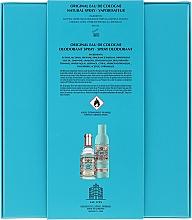 Maurer & Wirtz 4711 Original Eau de Cologne - Set (eau de cologne/90ml + déodorant/90ml) — Photo N4