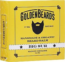 Parfums et Produits cosmétiques Baume à barbe bio, Big Sur - Golden Beards Beard Balm