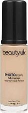 Parfums et Produits cosmétiques Fond de teint liquide longue tenue sans parabènes - Beauty UK Photo Ready Foundation