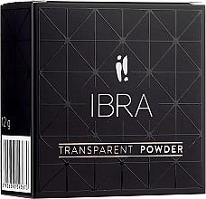 Parfums et Produits cosmétiques Poudre transparente libre - Ibra Transparent Powder