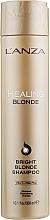 Parfums et Produits cosmétiques Shampooing à l'extrait d'écorce d'orange douce - L'anza Healing Blonde Bright Blonde Shampoo