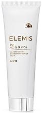 Parfums et Produits cosmétiques Accélérateur de bronzage naturel à l'huile de noix de macadamia pour corps - Elemis Sunwise Tan Accelerator SPF4