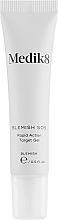 Parfums et Produits cosmétiques Gel à l'acide salicylique pour visage - Medik8 Blemish SOS Rapid Action Target Gel