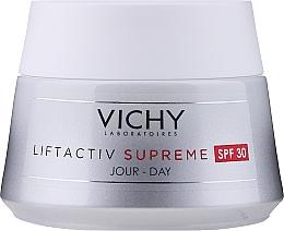 Parfums et Produits cosmétiques Crème de jour raffermissante à l'acide hyaluronique SPF 30 - Vichy Liftactiv Supreme Intensive Anti-Wrinkle Day Cream SPF30