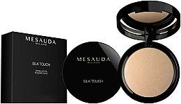 Parfums et Produits cosmétiques Poudre cuite pour le visage - Mesauda Milano Silk Touch Powder
