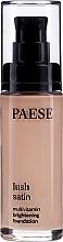 Parfums et Produits cosmétiques Fond de teint - Paese Lush Satin