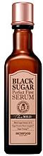 Parfums et Produits cosmétiques Sérum pour visage - SkinFood Black Sugar Perfect First Serum The Mild