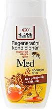 Parfums et Produits cosmétiques Après-shampooing au miel et coenzyme Q10 - Bione Cosmetics Honey + Q10 Condiceoner