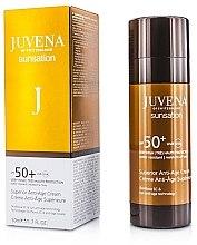 Parfums et Produits cosmétiques Crème solaire pour corps - Juvena Sunsation Superior Anti-Age Cream Spf 50+