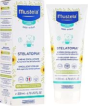 Parfums et Produits cosmétiques Crème émolliente pour peaux sèches et atopiques - Mustela Stelatopia Emollient Cream With Sunflower