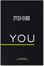 Parfums et Produits cosmétiques Lotion après-rasage - Axe You