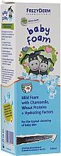 Parfums et Produits cosmétiques Mousse lavante à l'extrait de camomille pour corps - Frezyderm Baby Foam