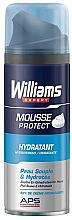 Parfums et Produits cosmétiques Mousse à raser - William Expert Protect Hydratant Shaving Foam