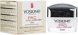 Parfums et Produits cosmétiques Crème de jour au collagène - Yoskine Classic Pro Collagen Day Cream 60+