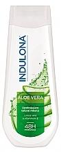 Parfums et Produits cosmétiques Lait à l'aloe vera pour corps - Indulona Aloe Vera Soothing Body Milk