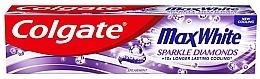 Parfums et Produits cosmétiques Dentifrice - Colgate Max White Sparkle Diamonds