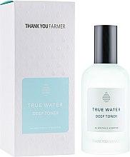 Parfums et Produits cosmétiques Lotion tonique hydratante intense pour visage - Thank You Farmer True Water Toner