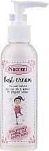 Parfums et Produits cosmétiques Crème à l'extrait de beurre de cacao et glycérine pour buste - Nacomi Pregnant Care Bust Cream