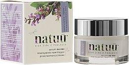 Parfums et Produits cosmétiques Sérum de nuit hydratant intense et anti-rides à l'extrait de sauge - Natuu Smooth & Lift Night Face Serum