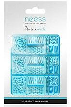 Parfums et Produits cosmétiques Autocollants pour ongles, 3693 - Neess