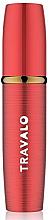Parfums et Produits cosmétiques Vaporisateur de parfum rechargeable, rouge - Travalo Lux Red Refillable Spray