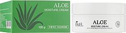 Parfums et Produits cosmétiques Crème à l'aloe vera pour visage - Ekel Aloe Moisture Cream