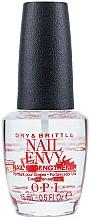 Parfums et Produits cosmétiques Soin fortifiant pour ongles secs, fragilisés et cassants - O.P.I Nail Envy Dry and Brittle