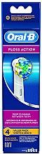 Parfums et Produits cosmétiques Têtes de remplacement pour brosse à dents électrique EB 25, 4 pcs - Oral-B